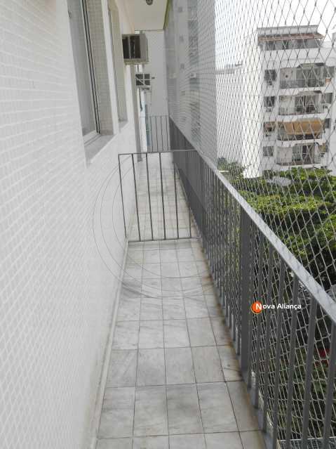 13 - Apartamento à venda Rua Uberaba,Grajaú, Rio de Janeiro - R$ 1.200.000 - NIAP30466 - 11