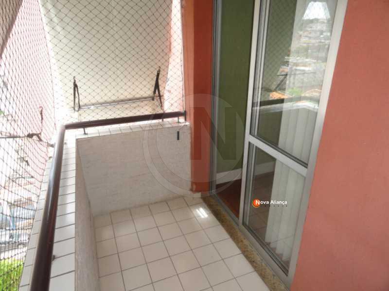 DSC02817 - Cobertura à venda Rua Allan Kardec,Engenho Novo, Rio de Janeiro - R$ 499.000 - NFCO20014 - 3