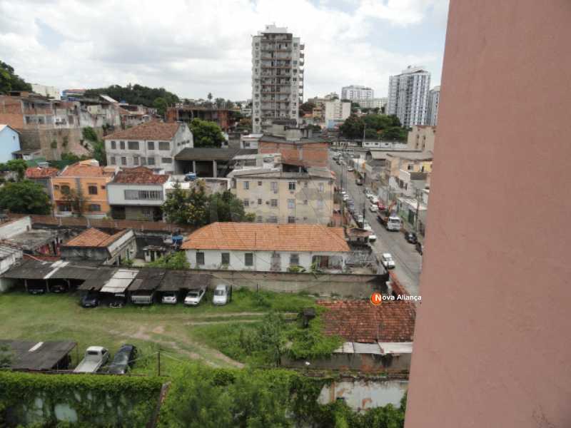 DSC02826 - Cobertura à venda Rua Allan Kardec,Engenho Novo, Rio de Janeiro - R$ 499.000 - NFCO20014 - 1