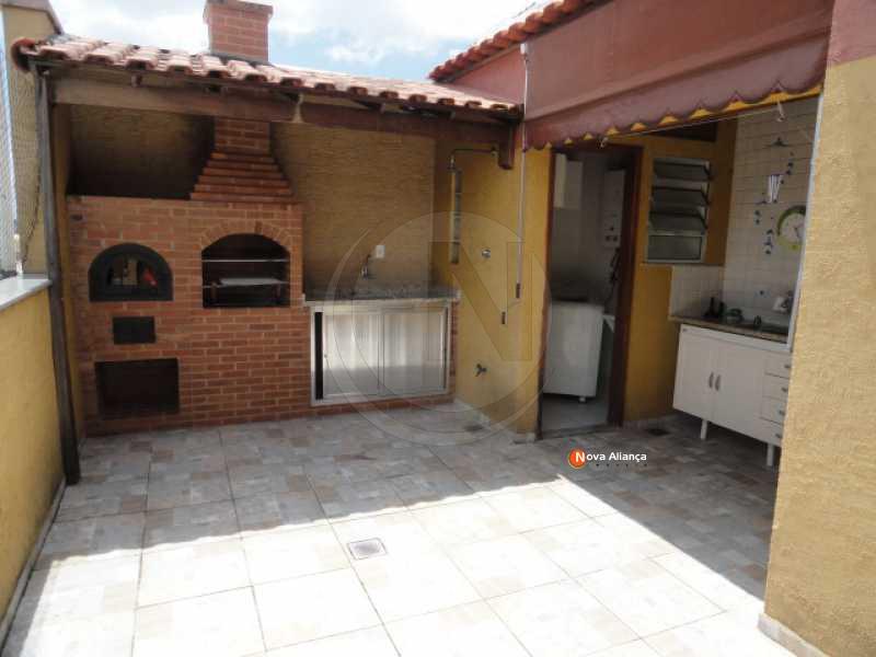 DSC02856 - Cobertura à venda Rua Allan Kardec,Engenho Novo, Rio de Janeiro - R$ 499.000 - NFCO20014 - 22