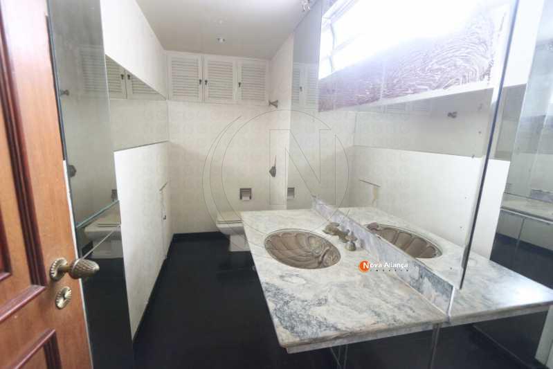 IMG_3749 - Casa à venda Rua Jequitibá,Jardim Botânico, Rio de Janeiro - R$ 9.990.000 - NICA60003 - 13