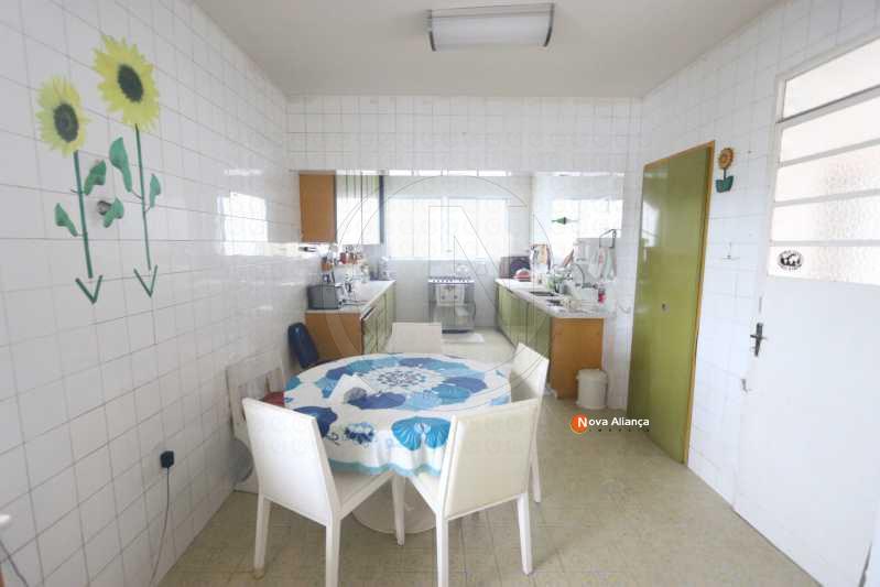 IMG_3757 - Casa à venda Rua Jequitibá,Jardim Botânico, Rio de Janeiro - R$ 9.990.000 - NICA60003 - 17
