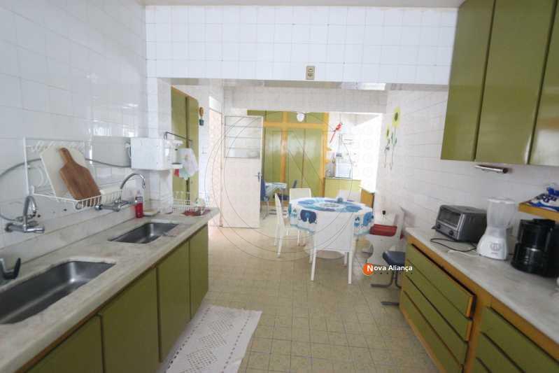 IMG_3759 - Casa à venda Rua Jequitibá,Jardim Botânico, Rio de Janeiro - R$ 9.990.000 - NICA60003 - 15