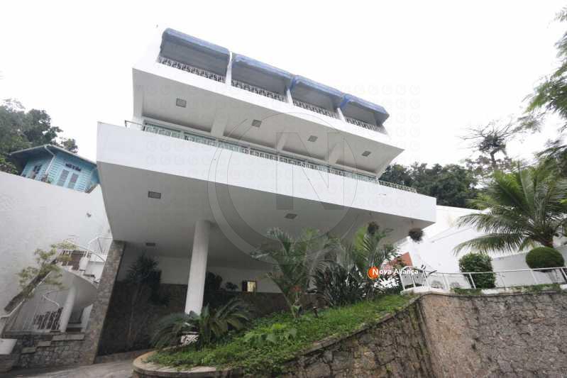 IMG_3777 - Casa à venda Rua Jequitibá,Jardim Botânico, Rio de Janeiro - R$ 9.990.000 - NICA60003 - 24