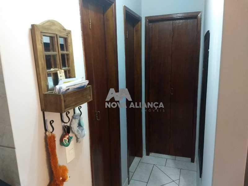 CIRCULAÇÃO - Apartamento à venda Rua Figueiredo Pimentel,Abolição, Rio de Janeiro - R$ 240.000 - NFAP20492 - 6