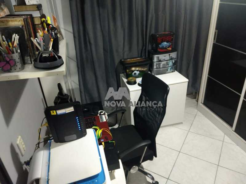 QUARTO 2 - Apartamento à venda Rua Figueiredo Pimentel,Abolição, Rio de Janeiro - R$ 240.000 - NFAP20492 - 16