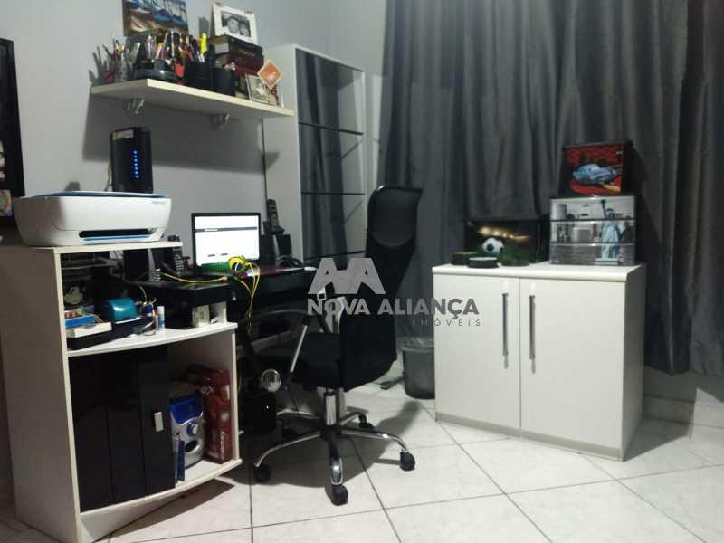 QUARTO 2 - Apartamento à venda Rua Figueiredo Pimentel,Abolição, Rio de Janeiro - R$ 240.000 - NFAP20492 - 17