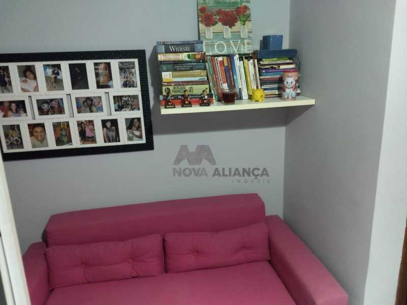 QUARTO 2 - Apartamento à venda Rua Figueiredo Pimentel,Abolição, Rio de Janeiro - R$ 240.000 - NFAP20492 - 21