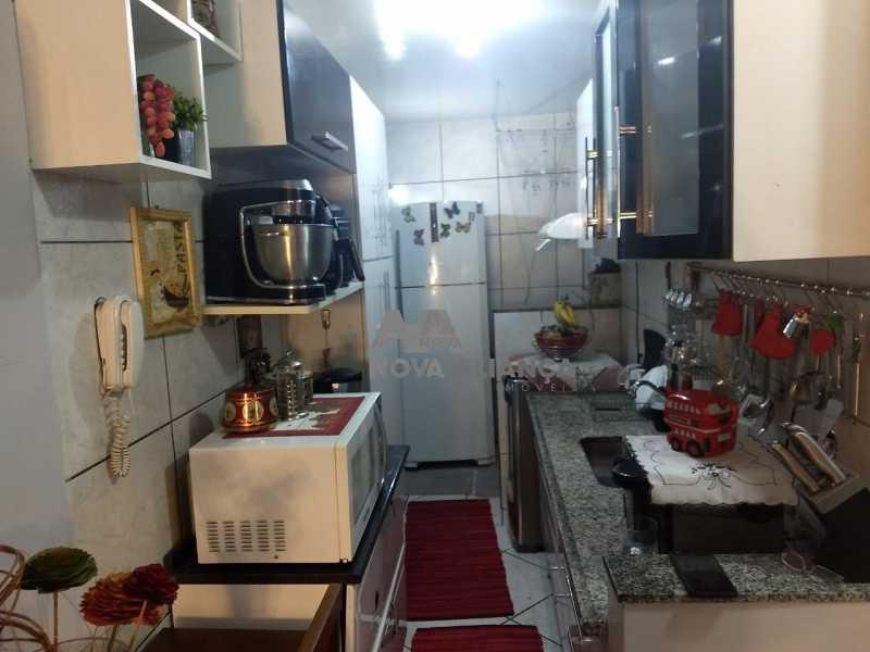 COZINHA - Apartamento à venda Rua Figueiredo Pimentel,Abolição, Rio de Janeiro - R$ 240.000 - NFAP20492 - 25
