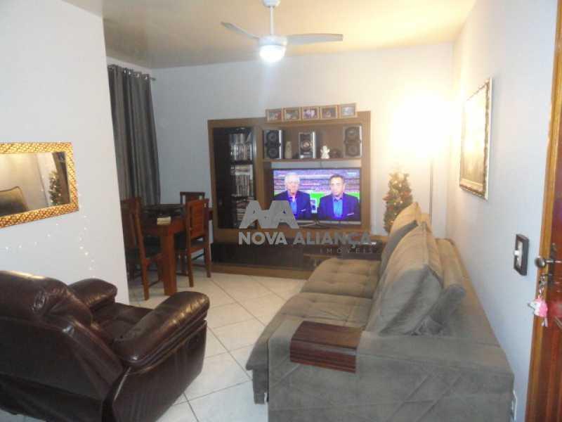 SALA - Apartamento à venda Rua Figueiredo Pimentel,Abolição, Rio de Janeiro - R$ 240.000 - NFAP20492 - 3