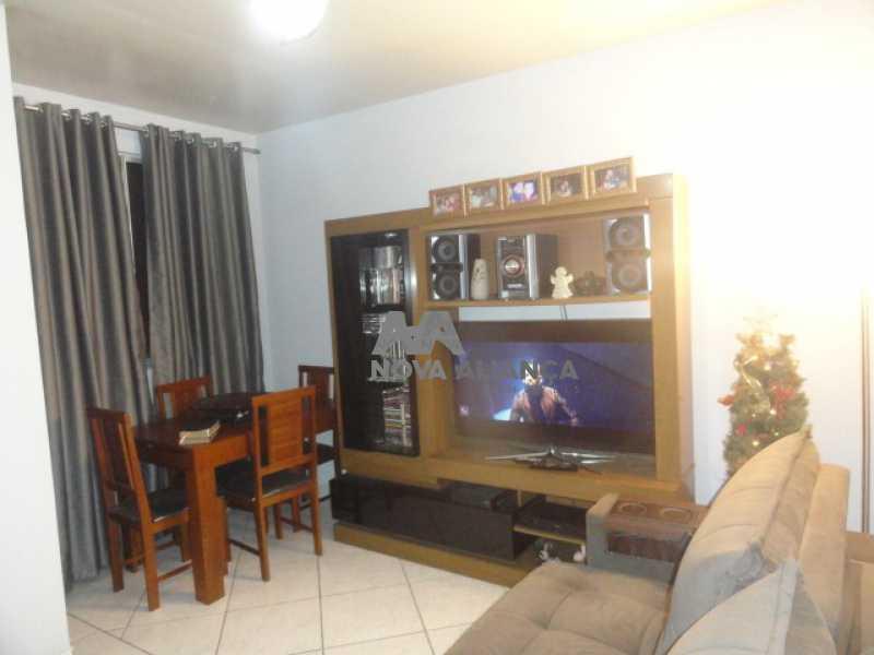 SALA - Apartamento à venda Rua Figueiredo Pimentel,Abolição, Rio de Janeiro - R$ 240.000 - NFAP20492 - 4