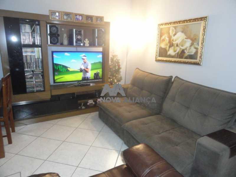 SALA - Apartamento à venda Rua Figueiredo Pimentel,Abolição, Rio de Janeiro - R$ 240.000 - NFAP20492 - 1