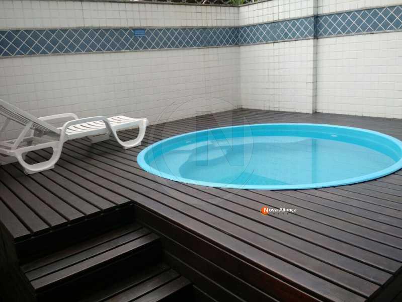 1. - Apartamento à venda Rua dos Artistas,Vila Isabel, Rio de Janeiro - R$ 750.000 - NFAP20494 - 1