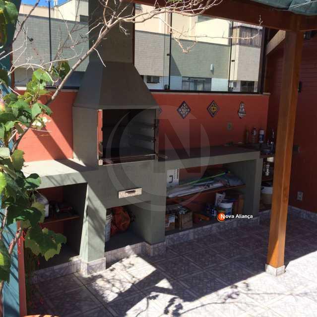 b3fe068-014c-45eb-b136-2cb3492 - Cobertura à venda Rua Maria Amália,Tijuca, Rio de Janeiro - R$ 1.580.000 - NBCO40042 - 22