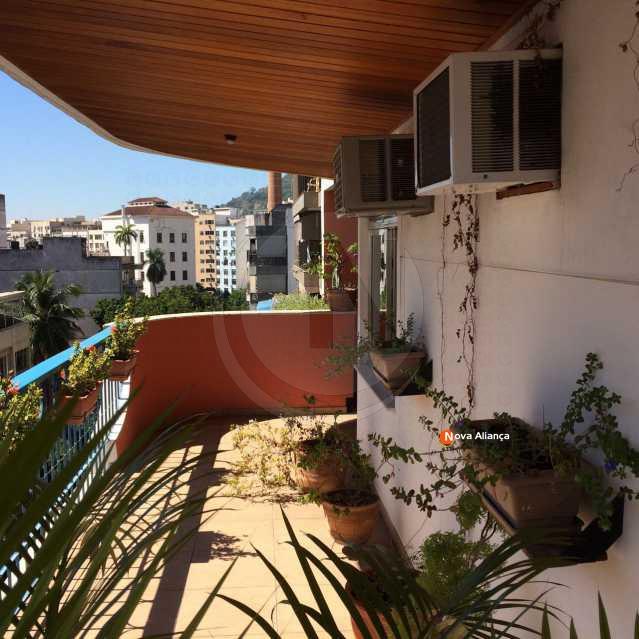 b6641a92-8f93-45dc-887e-bd10b4 - Cobertura à venda Rua Maria Amália,Tijuca, Rio de Janeiro - R$ 1.580.000 - NBCO40042 - 5