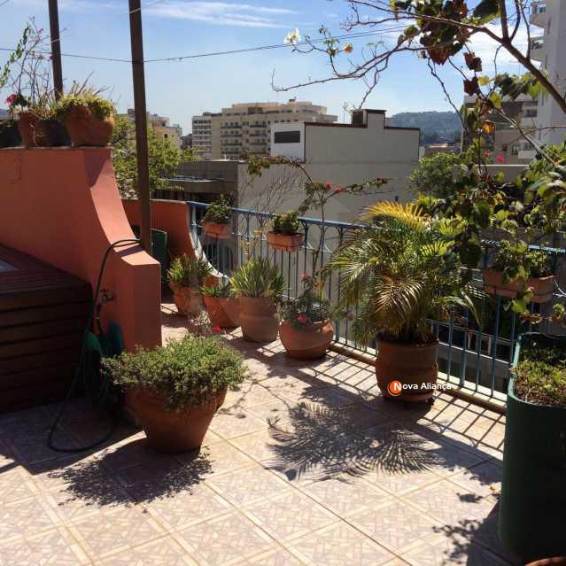 ef0441d6-9b5b-40e6-8358-e3be62 - Cobertura à venda Rua Maria Amália,Tijuca, Rio de Janeiro - R$ 1.580.000 - NBCO40042 - 24
