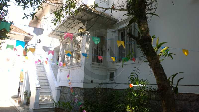 4 - Casa à venda Rua Major Rúbens Vaz,Gávea, Rio de Janeiro - R$ 3.800.000 - NICA80003 - 1