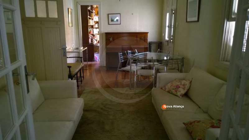 9 - Casa à venda Rua Major Rúbens Vaz,Gávea, Rio de Janeiro - R$ 3.800.000 - NICA80003 - 9