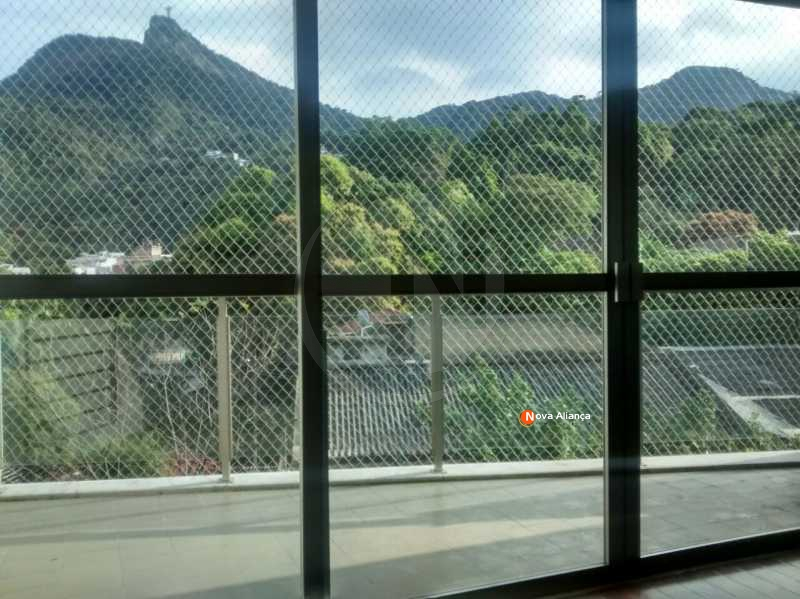 c6847551-2d80-4faf-8b6c-99a046 - Apartamento à venda Rua Marechal Pires Ferreira,Cosme Velho, Rio de Janeiro - R$ 2.150.000 - NFAP40089 - 4