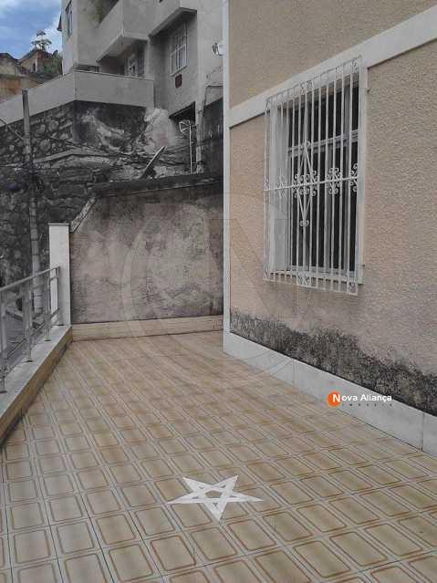 4dc8c4f2-3e25-4740-8b03-4686a7 - Casa à venda Rua Maia Lacerda,Estácio, Rio de Janeiro - R$ 999.000 - NTCA50005 - 1
