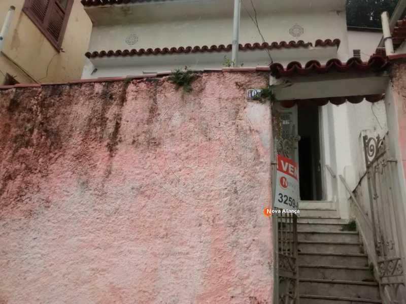 e50a9704-11ea-46e3-8e4f-f4fdb3 - Casa à venda Rua do Paraíso,Santa Teresa, Rio de Janeiro - R$ 600.000 - NFCA40023 - 3