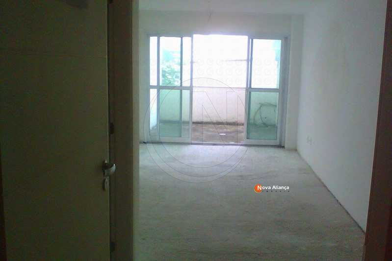 s4 - Sala Comercial 50m² à venda Rua Pinto de Figueiredo,Tijuca, Rio de Janeiro - R$ 289.000 - NTSL00007 - 3