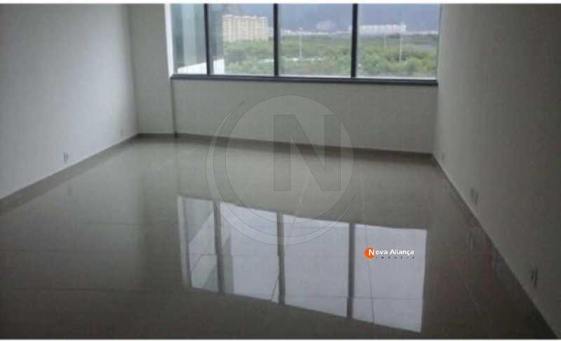 salacomercial2 - Sala Comercial 64m² à venda Avenida Embaixador Abelardo Bueno,Barra da Tijuca, Rio de Janeiro - R$ 750.000 - NCSL00034 - 1