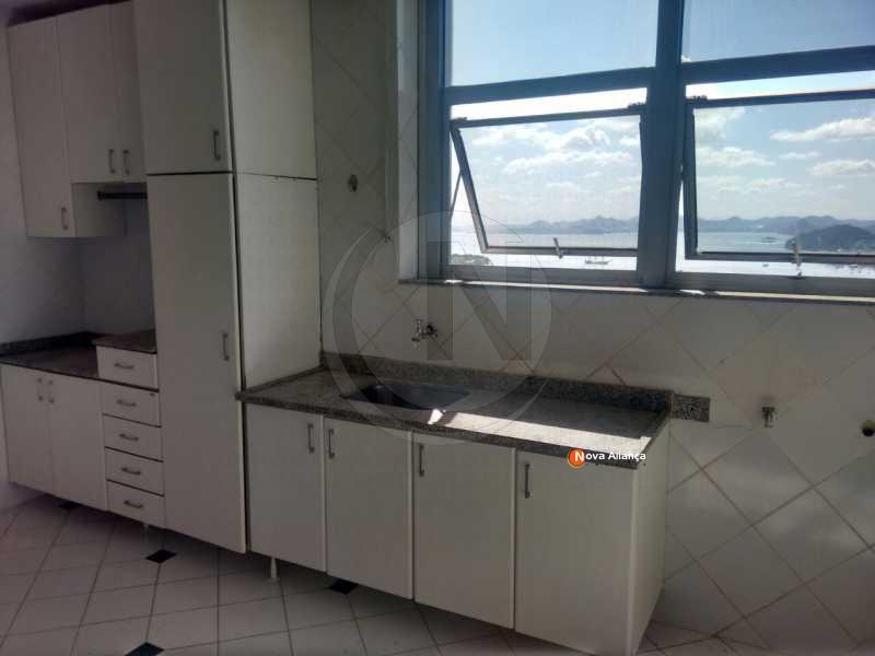 b10 - Apartamento À Venda - Botafogo - Rio de Janeiro - RJ - NBAP40078 - 16