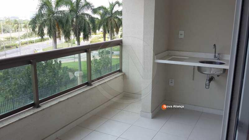 FOTO_ 4 - Apartamento à venda Avenida Presidente Jose de Alencar,Jacarepaguá, Rio de Janeiro - R$ 950.000 - NIAP40194 - 7