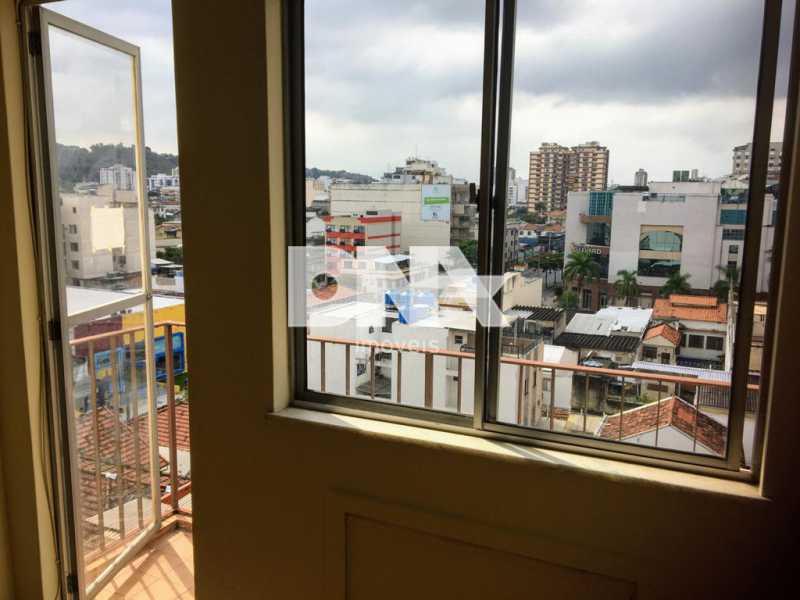 322f89af-42b6-4cba-9f31-50e316 - Apartamento à venda Rua Teodoro da Silva,Vila Isabel, Rio de Janeiro - R$ 360.000 - NCAP20372 - 3