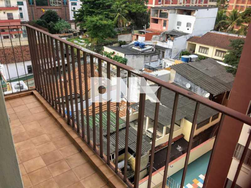 797a66e2-71b7-4f62-bfca-391c86 - Apartamento à venda Rua Teodoro da Silva,Vila Isabel, Rio de Janeiro - R$ 360.000 - NCAP20372 - 9