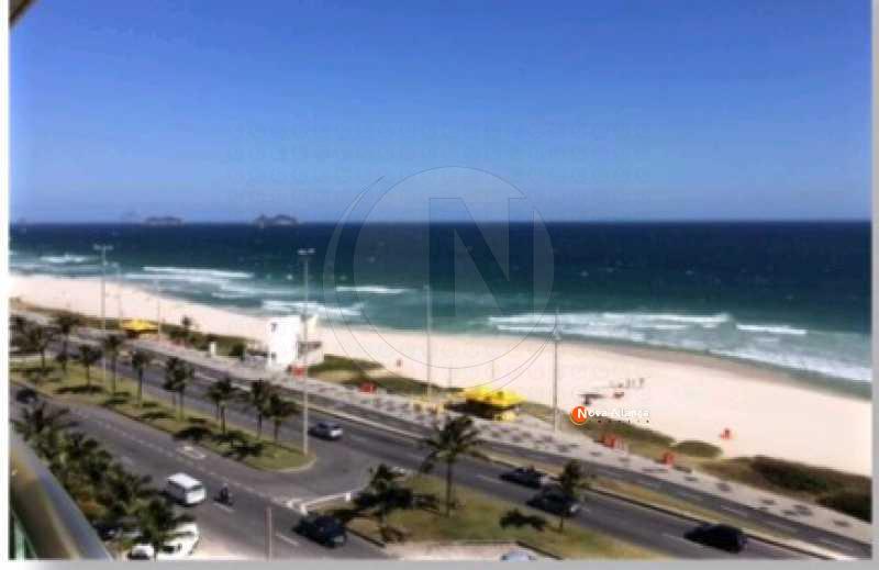 Nova Imagem de Bitmap 7 - Flat à venda Avenida Lúcio Costa,Barra da Tijuca, Rio de Janeiro - R$ 1.105.000 - NTFL10001 - 4
