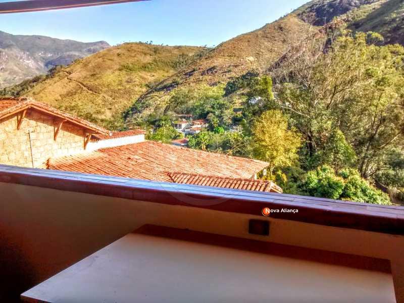 VISTA DA VARANDA - Casa em Condomínio à venda Rua Carvalho Júnior,Corrêas, Petrópolis - R$ 260.000 - NICN10001 - 3