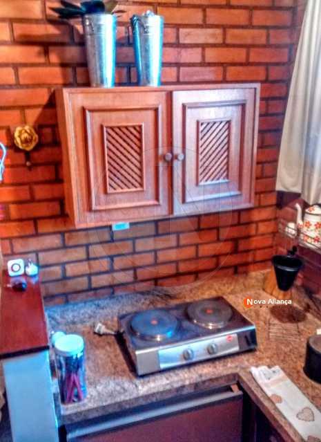 COZINHA AMERICANA - Casa em Condomínio à venda Rua Carvalho Júnior,Corrêas, Petrópolis - R$ 260.000 - NICN10001 - 22