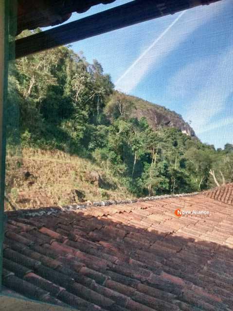 VISTA DA COZINHA - Casa em Condomínio à venda Rua Carvalho Júnior,Corrêas, Petrópolis - R$ 260.000 - NICN10001 - 26