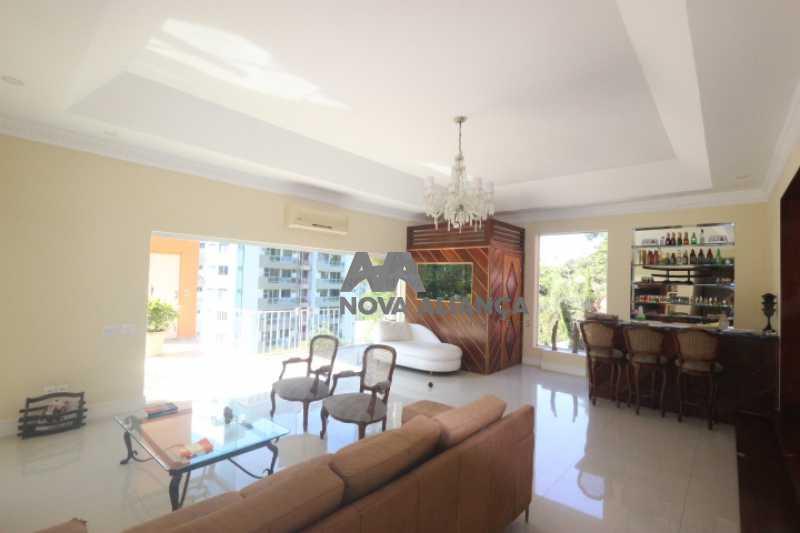 IMG_0029 - Casa à venda Rua São Leobaldo,São Conrado, Rio de Janeiro - R$ 1.600.000 - NICA50008 - 4