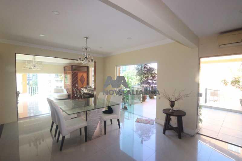 IMG_0037 - Casa à venda Rua São Leobaldo,São Conrado, Rio de Janeiro - R$ 1.600.000 - NICA50008 - 8