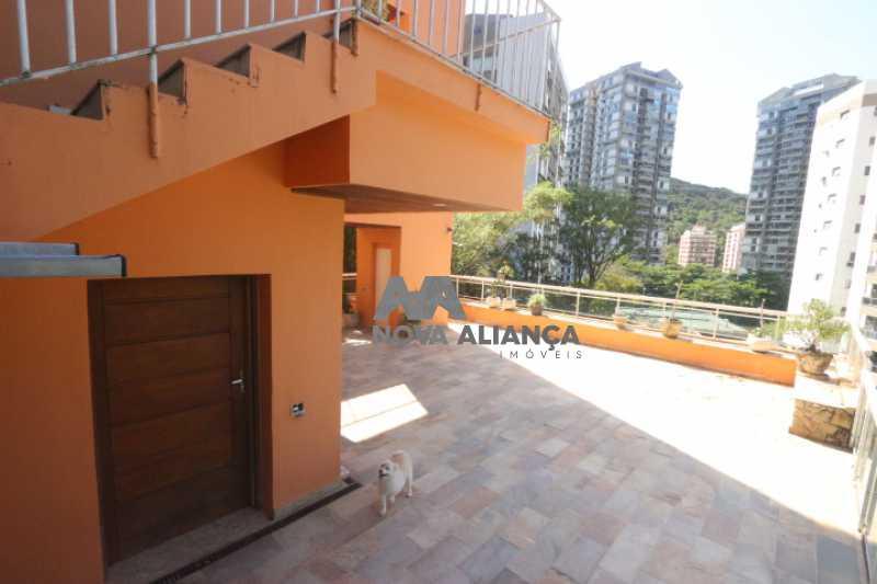 IMG_0052 - Casa à venda Rua São Leobaldo,São Conrado, Rio de Janeiro - R$ 1.600.000 - NICA50008 - 29