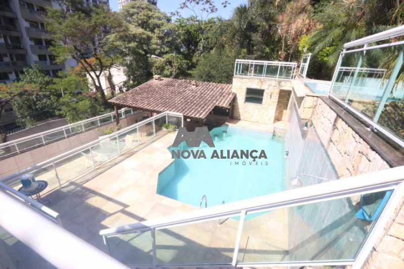 IMG_0054 - Casa à venda Rua São Leobaldo,São Conrado, Rio de Janeiro - R$ 1.600.000 - NICA50008 - 31