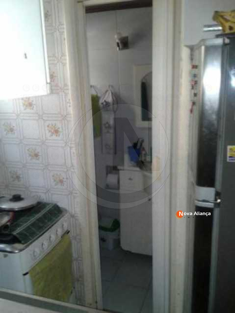 636619086455353 - Apartamento à venda Rua Modesto Brocos,Jardim Botânico, Rio de Janeiro - R$ 350.000 - NBAP20696 - 6