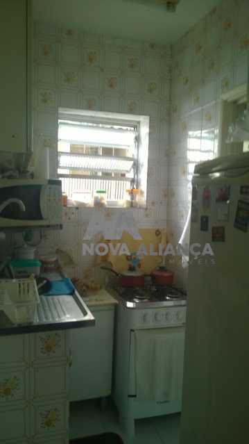 1 - Apartamento à venda Rua Modesto Brocos,Jardim Botânico, Rio de Janeiro - R$ 350.000 - NBAP20696 - 5