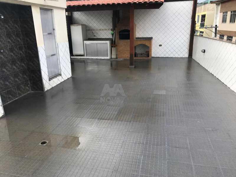 c80b596a-7424-4255-92aa-8838f6 - Casa em Condomínio à venda Rua Bom Pastor,Tijuca, Rio de Janeiro - R$ 1.200.000 - NTCN40009 - 12