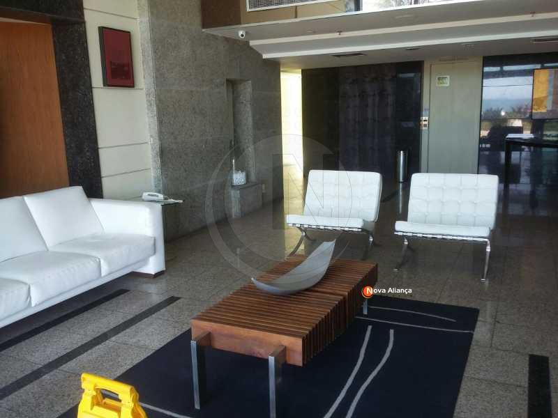 flat3. - Flat à venda Avenida Lúcio Costa,Barra da Tijuca, Rio de Janeiro - R$ 950.000 - NSFL10020 - 11