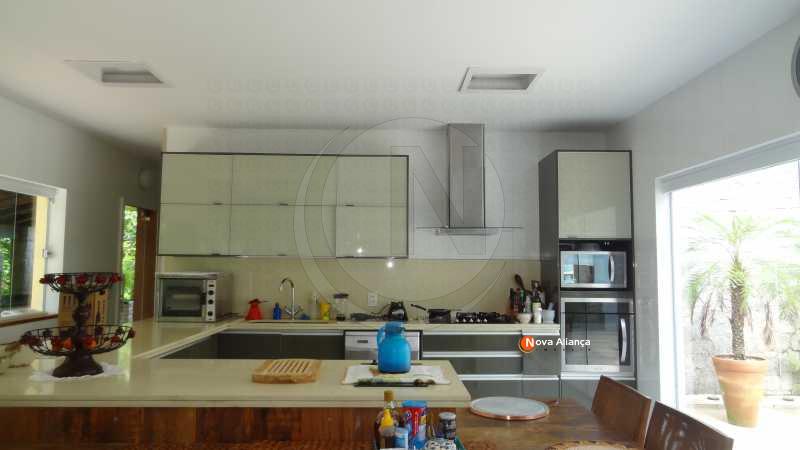 DSC01014 - Casa à venda Rua Alexandre Stockler,Gávea, Rio de Janeiro - R$ 10.000.000 - NICA50009 - 19