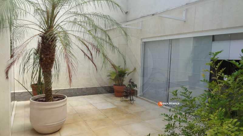 DSC01020 - Casa à venda Rua Alexandre Stockler,Gávea, Rio de Janeiro - R$ 10.000.000 - NICA50009 - 14