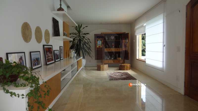 DSC01031 - Casa à venda Rua Alexandre Stockler,Gávea, Rio de Janeiro - R$ 10.000.000 - NICA50009 - 6