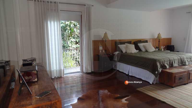 DSC01042 - Casa à venda Rua Alexandre Stockler,Gávea, Rio de Janeiro - R$ 10.000.000 - NICA50009 - 8