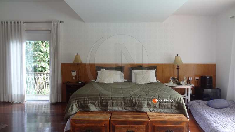 DSC01043 - Casa à venda Rua Alexandre Stockler,Gávea, Rio de Janeiro - R$ 10.000.000 - NICA50009 - 9