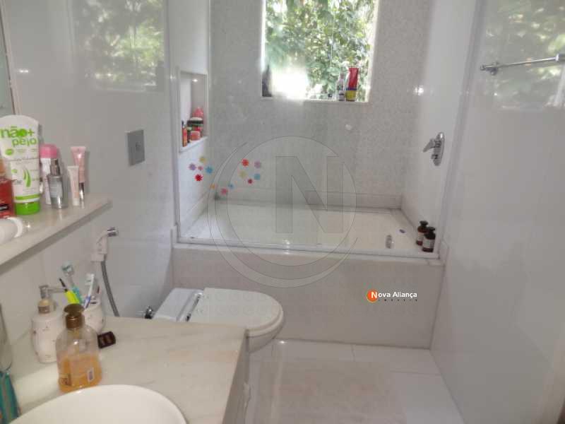 DSC01053 - Casa à venda Rua Alexandre Stockler,Gávea, Rio de Janeiro - R$ 10.000.000 - NICA50009 - 17