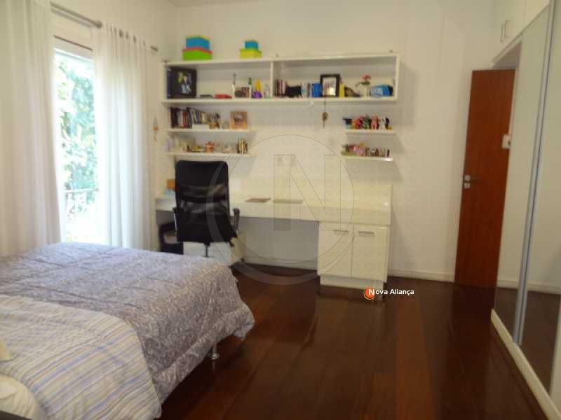 DSC01054 - Casa à venda Rua Alexandre Stockler,Gávea, Rio de Janeiro - R$ 10.000.000 - NICA50009 - 11